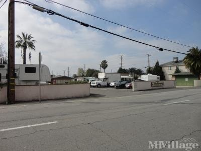 Mobile Home Park in Chino CA