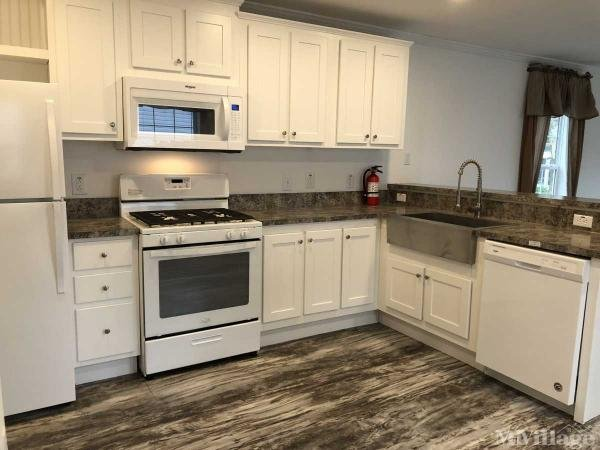 Typical New Home Kitchen