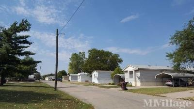 Mobile Home Park in Mcpherson KS