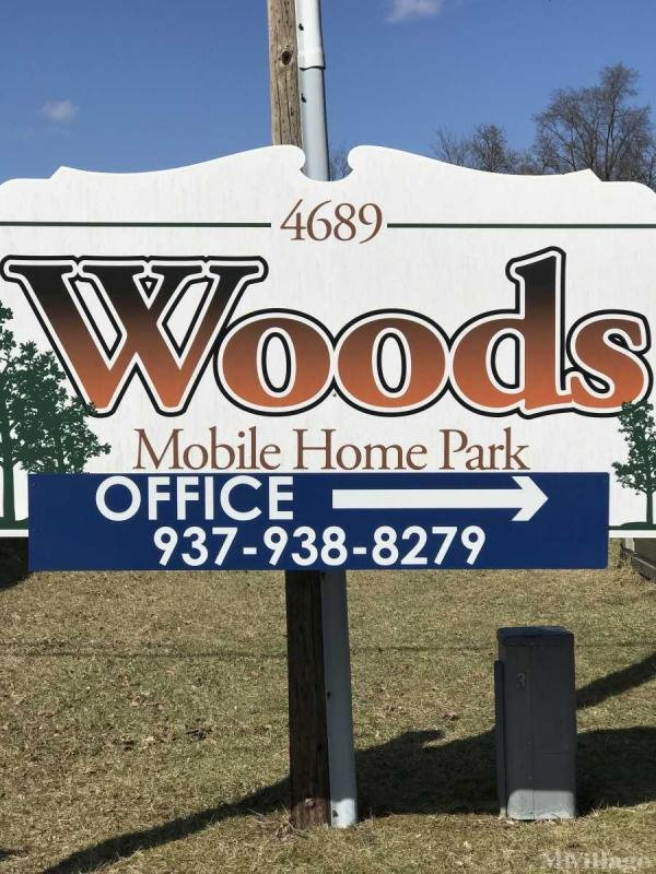Woods Mobile Home Park Mobile Home Park in Dayton, OH