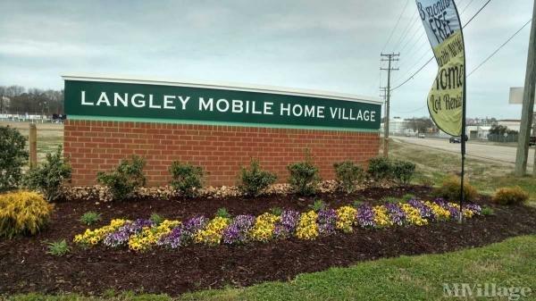 Photo of Langley Mobile Home Village, Hampton, VA
