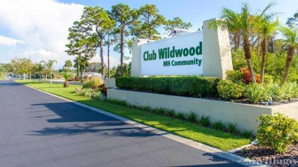Club Wildwood Mobile Home Park in Hudson, FL