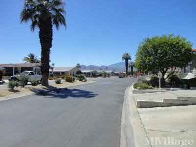 Mobile Home Park in Palm Desert CA