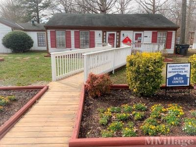 Mobile Home Park in Glen Allen VA