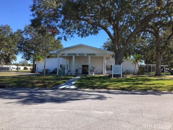 Heather Hills Mobile Home Park in Bradenton, FL