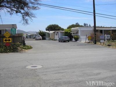 Mobile Home Park in Arroyo Grande CA