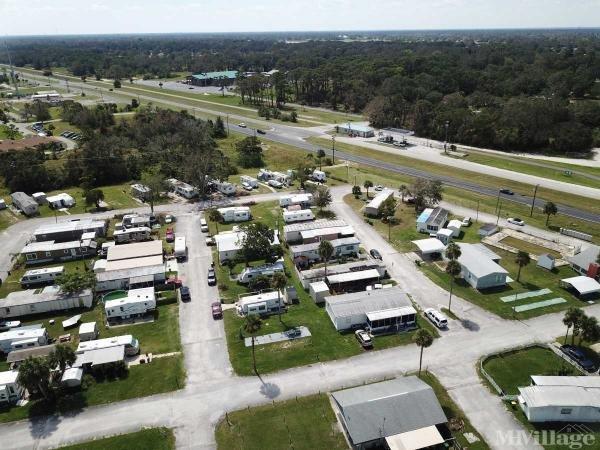 Intercoastal Estates Mobile Home Park in Titusville, FL