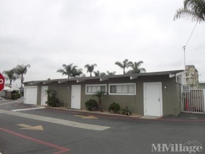 Mobile Home Park in Orange CA
