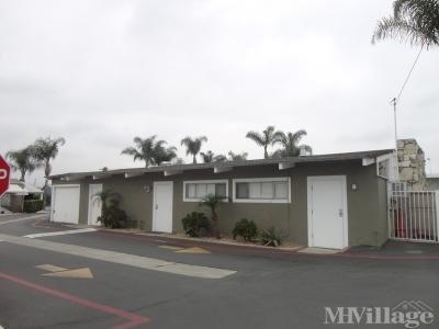 Mobile Home Park in Orange CA