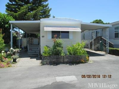 Mobile Home Park in Hollister CA