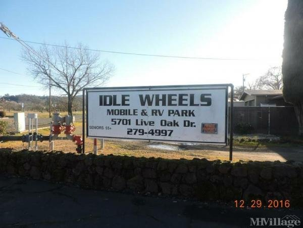 Photo of Idle Wheels Mobile Home Park, Kelseyville, CA