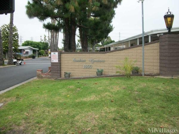 Photo of Sunkist Gardens Mobile Home Park, Anaheim, CA