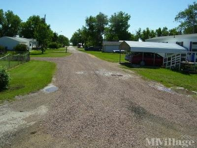 Mobile Home Park in New Underwood SD