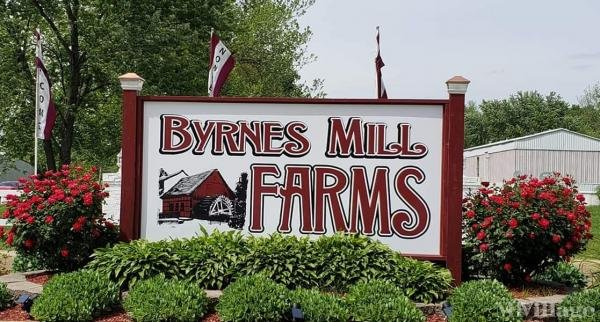 Byrnes Mill Farms MHC Mobile Home Park in House Springs, MO