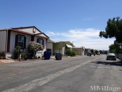 Mobile Home Park in Pinedale CA