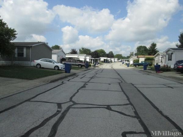The Ravine Mobile Home Park in Delaware, OH