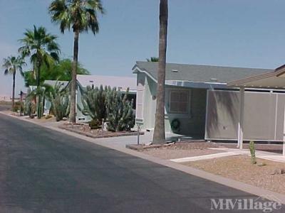 Mobile Home Park in Casa Grande AZ