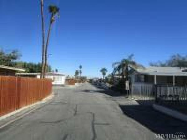 Photo of Golden Sands Mobile Home Park, Palm Springs, CA