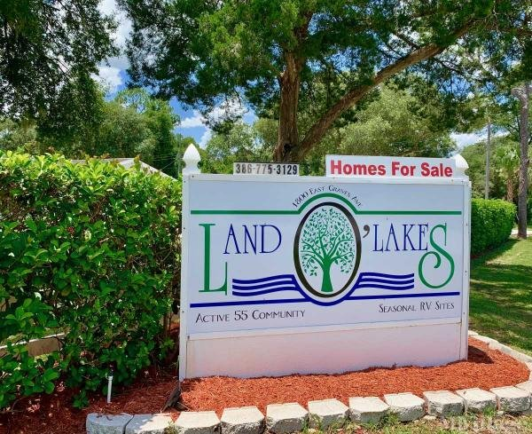 Photo of Land O' Lakes Mobile Home Court, Orange City, FL