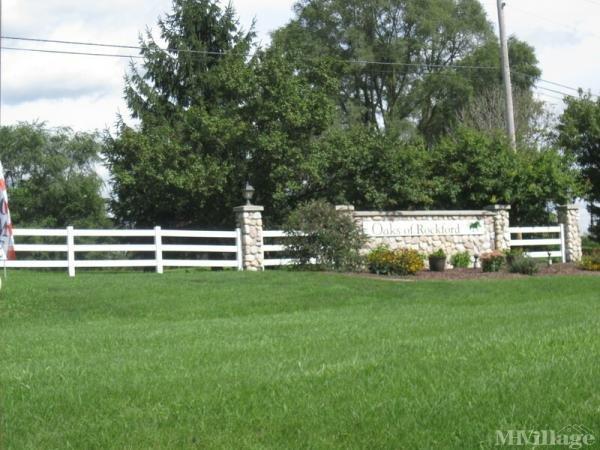 The Oaks of Rockford Mobile Home Park in Rockford, MI