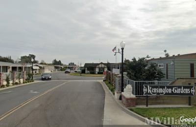 Mobile Home Park in Westminster CA