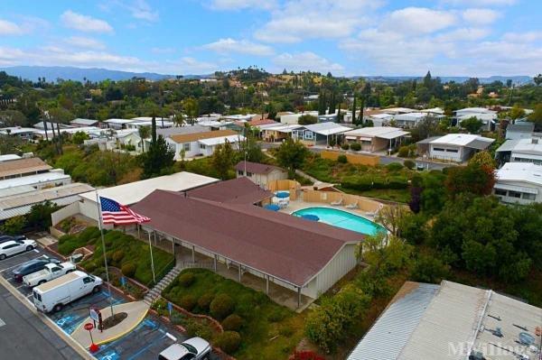 Photo of Crestview Hills Mobile Home Park, Fallbrook, CA