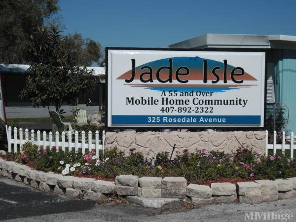 Photo of Jade Isle MHC, Saint Cloud, FL