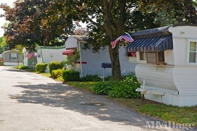 Mobile Home Park in North Attleboro MA