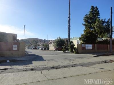 Mobile Home Park in Lake Elsinore CA