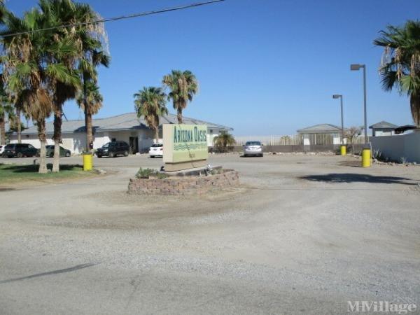 Photo of Arizona Oasis RV Resort, Ehrenberg, AZ