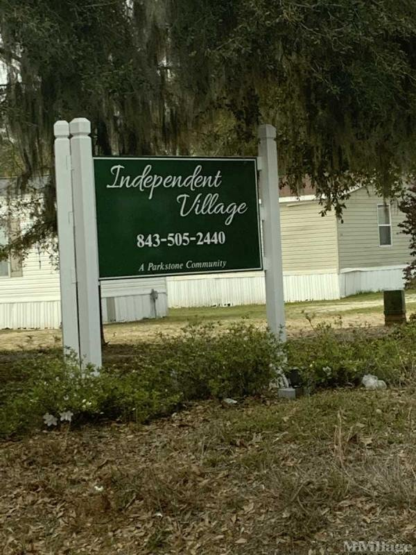 Photo of Independent Mobile Home Park, Beaufort, SC