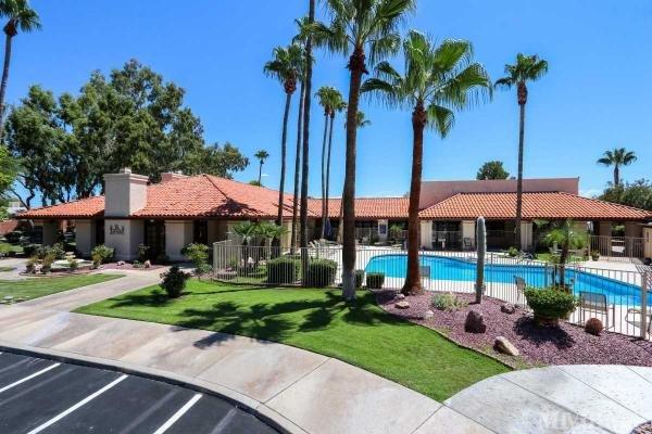 Photo of Trails West Mobile Home Park, Tucson AZ