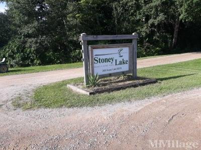 Mobile Home Park in Stanton MI