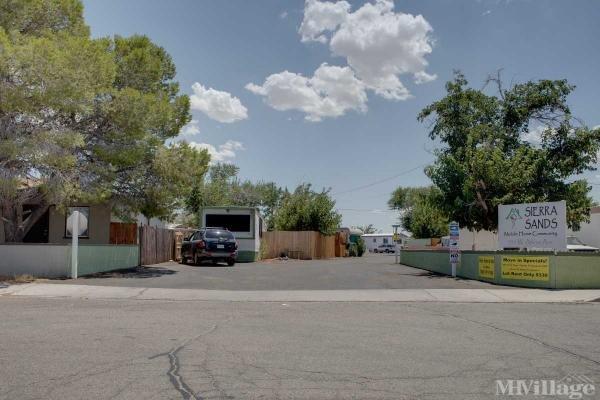 Photo of Sierra Sands Mobile Home Community, Ridgecrest, CA