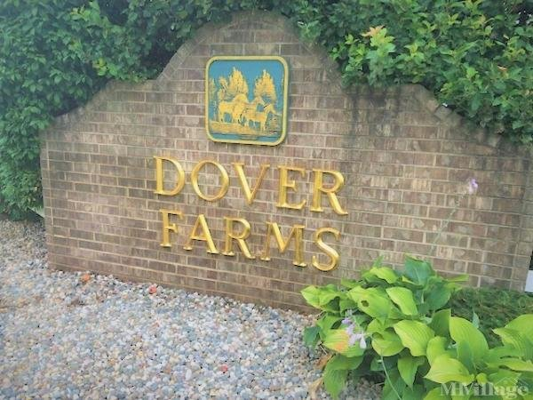 Dover Farms Mobile Home Park in Martin, MI