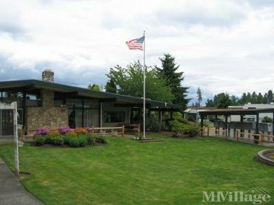 Mobile Home Park in Lynnwood WA