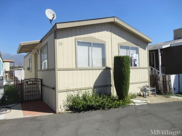 Photo of Aloha Mobile Home Park, Fontana, CA