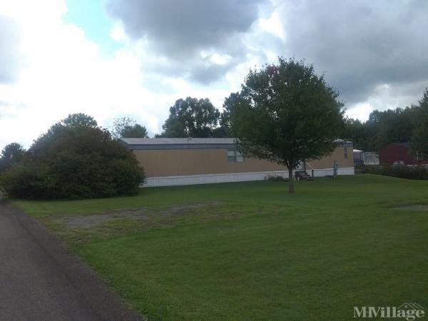 Summit Estates Mobile Home Park in Greenville, PA