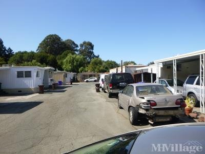 Mobile Home Park in El Sobrante CA