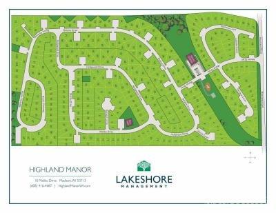 Community site plan