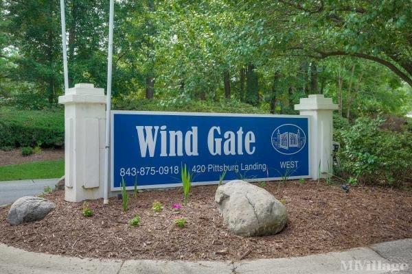 Photo of Wind Gate, Summerville, SC