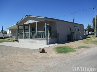 Mobile Home Park in Parker AZ