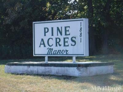 Pine Acres Manor Mobile Home Sales