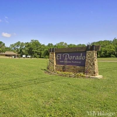 Mobile Home Park in Sherman TX