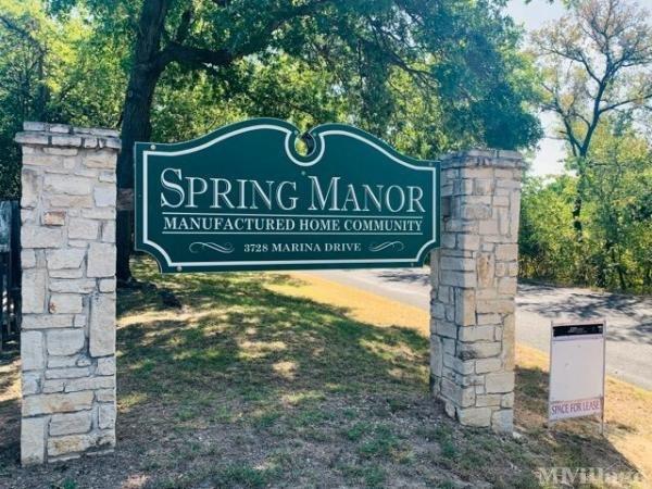 Photo of Spring Manor MHC, Lake Worth, TX