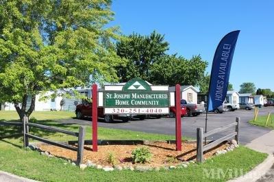Mobile Home Park in Saint Joseph MN