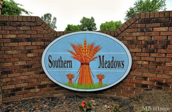 Southern Meadows Mobile Home Park in Millington, TN
