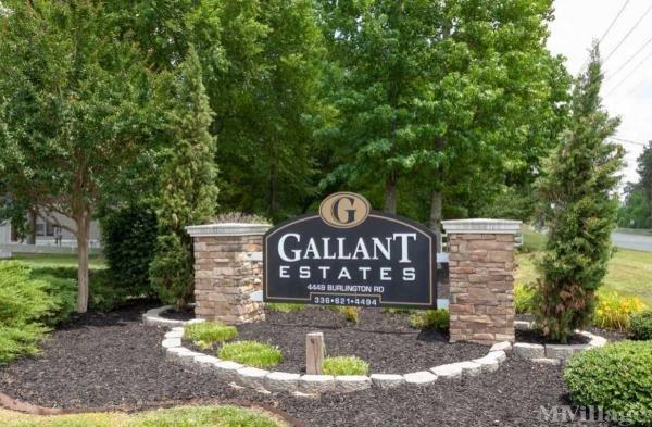 Photo 1 of 2 of park located at 4449 Burlington Road Greensboro, NC 27405