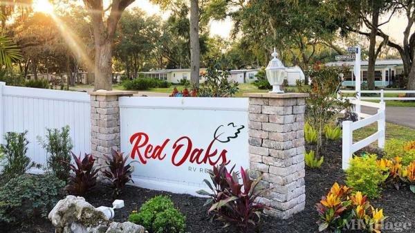 Photo of Red Oaks RV Resort, Bushnell, FL