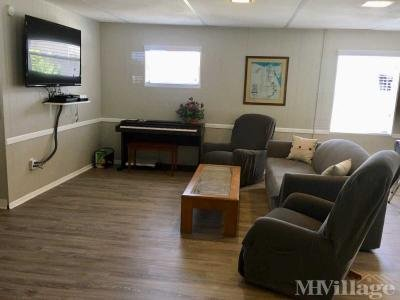 TV/Movie and Wii Game Area